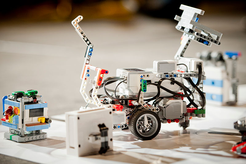 Lego Robotics Camp