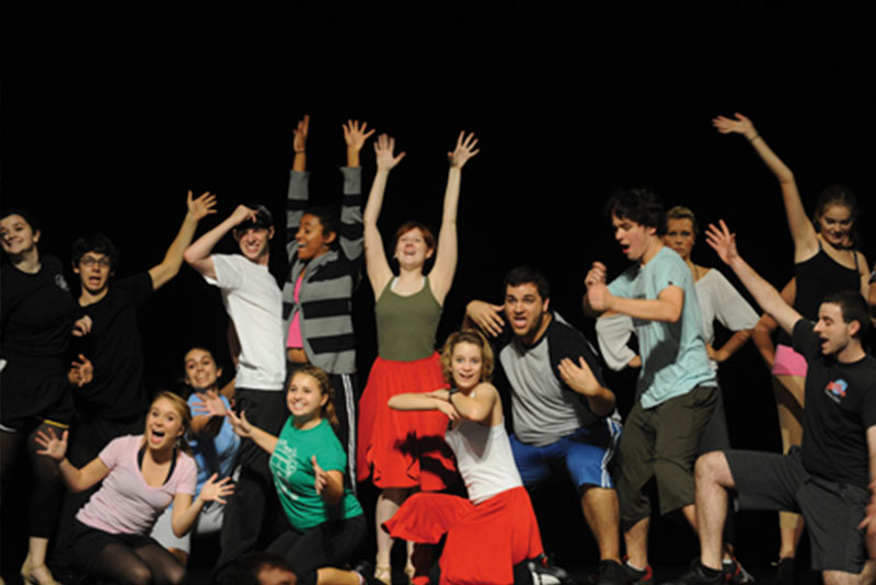 Intensive Musical Theatre Summer Camp