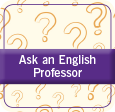 Ask an English Professor
