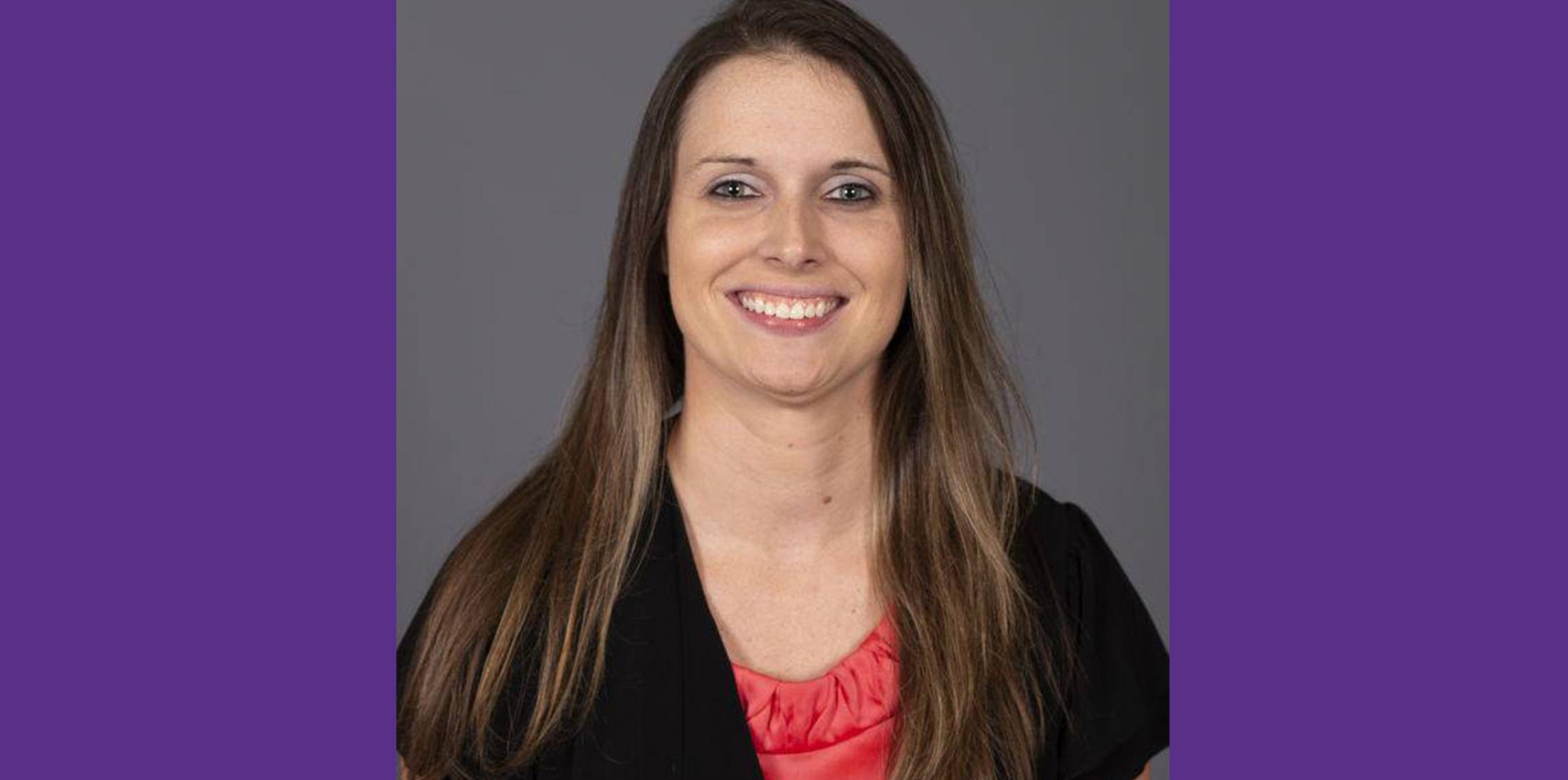 Portrait of Katie Moore