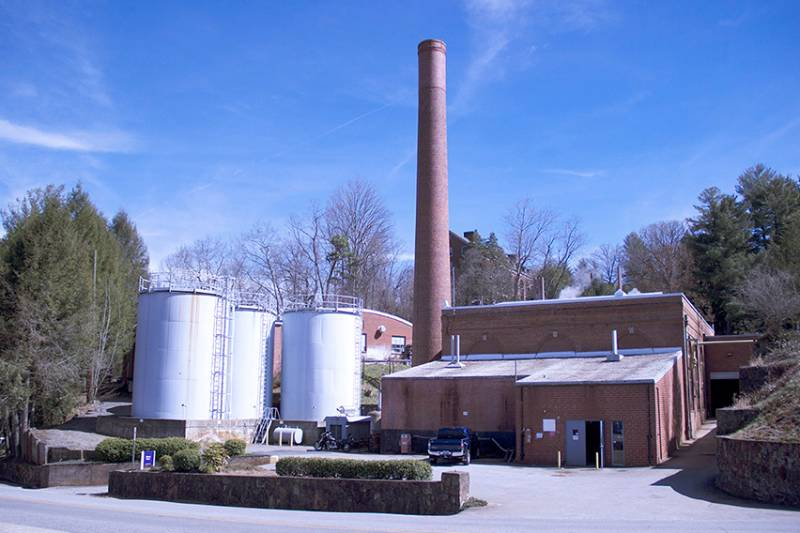 Priority 3: Replace / Repair Aging Steam Plant