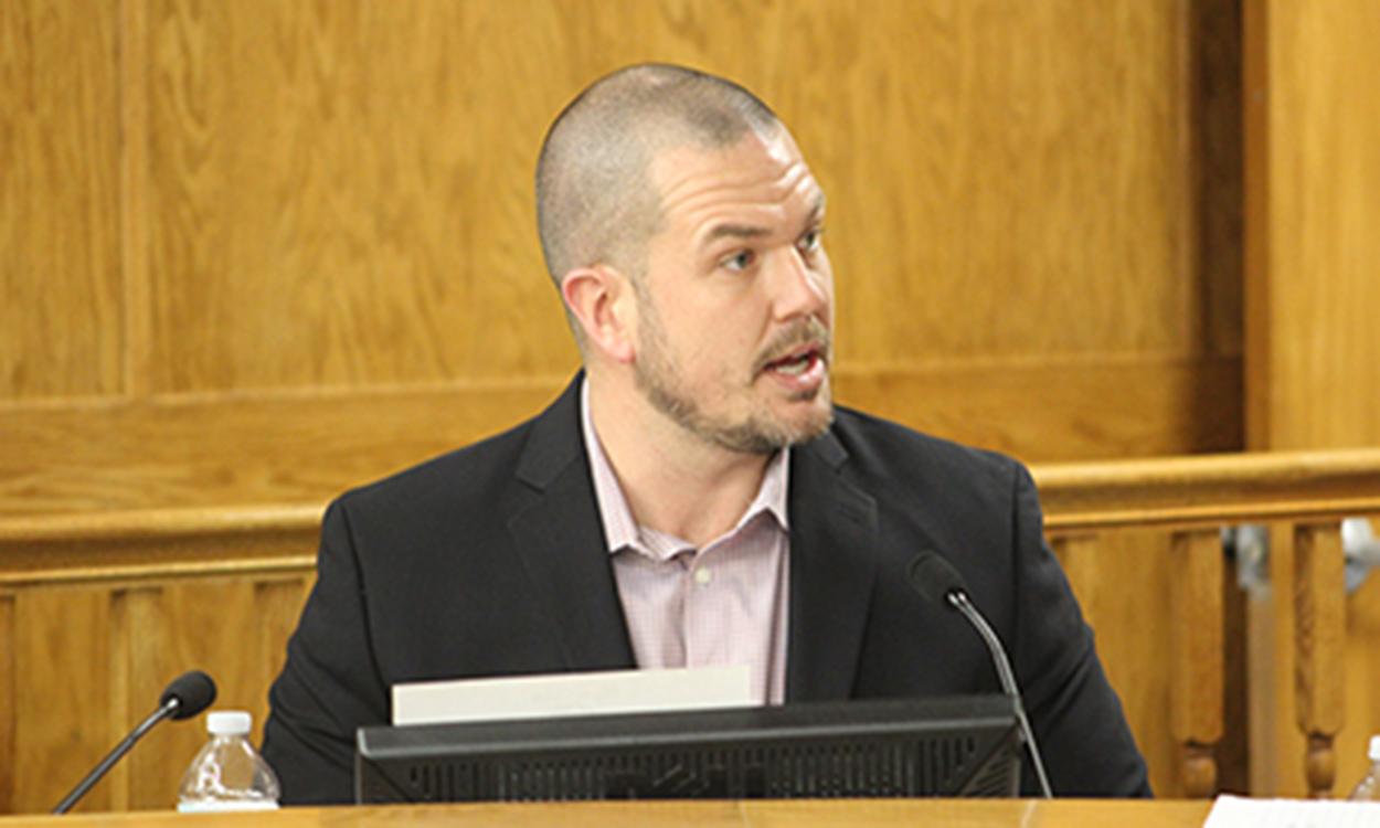 MPA Alumni Derek Roland