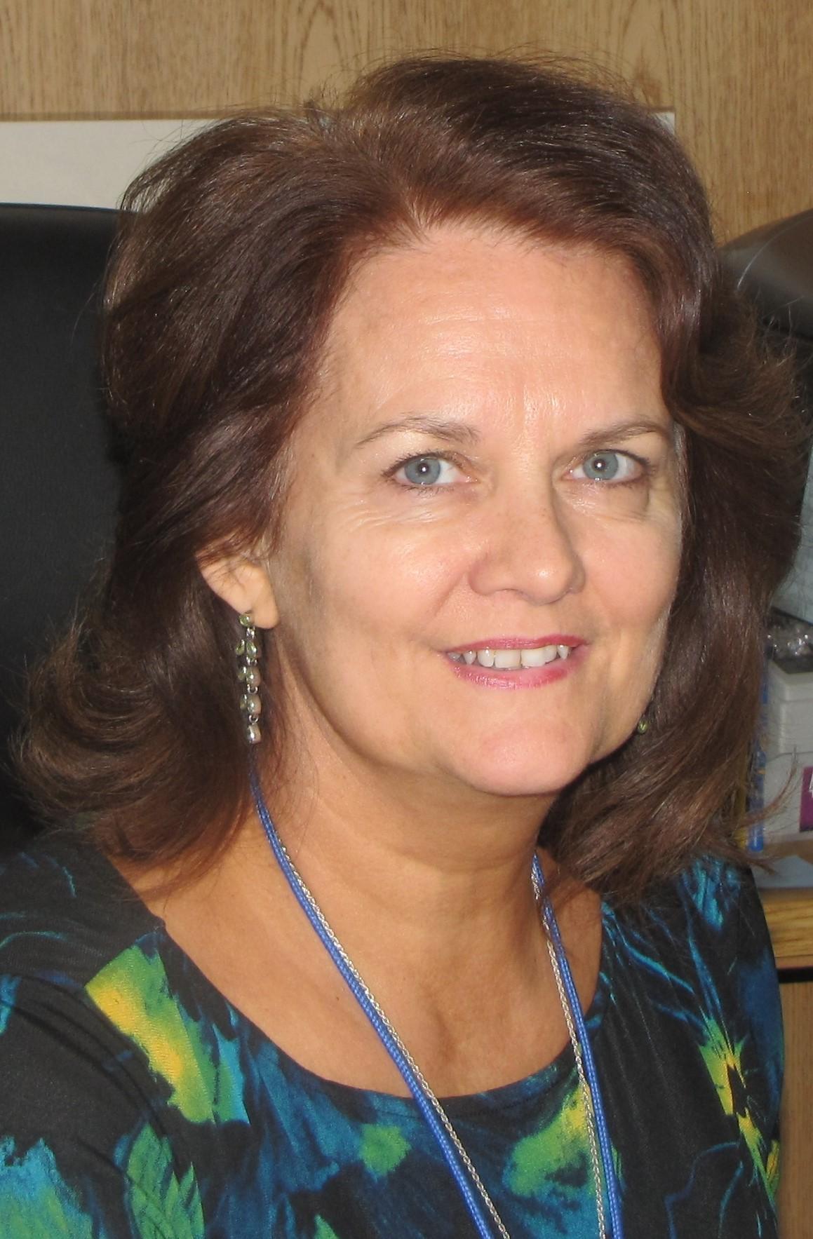 Alumna Sue Lynn Ledford
