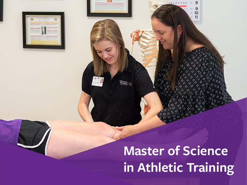 Graduate Program in Athletic Training