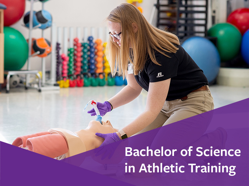 Undergraduate Athletic Training Program