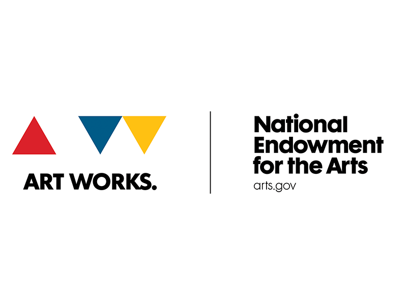 National Endowment for the Arts Artworks Logo