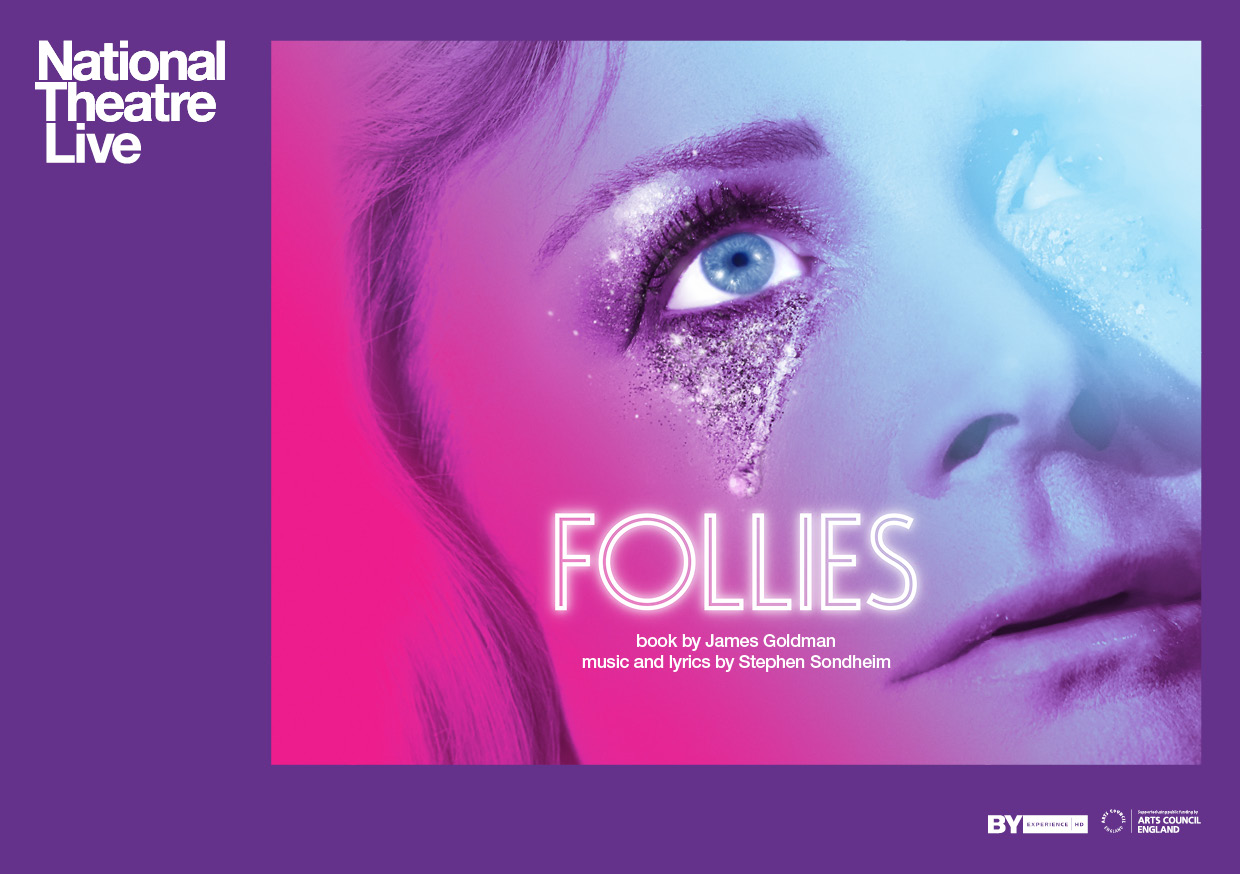 Promotional Image from the National Theatre Live production of Follies