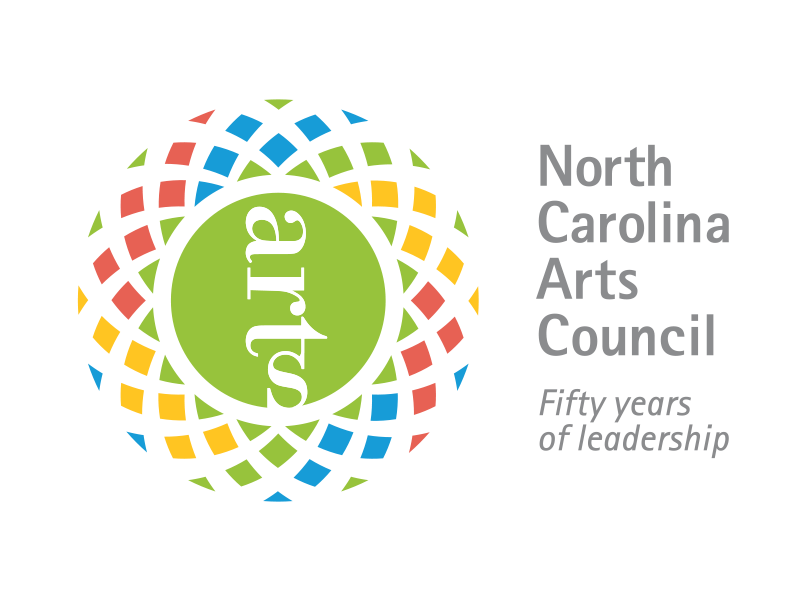 North Carolina Council for the Arts Logo
