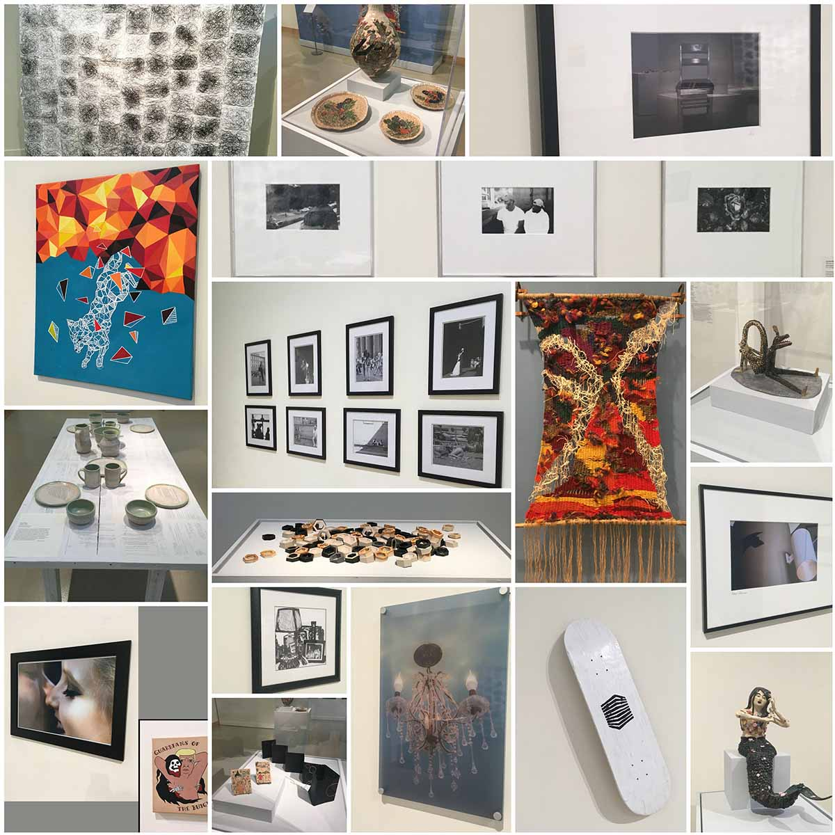 50th Annual Juried Undergraduate Exhibition