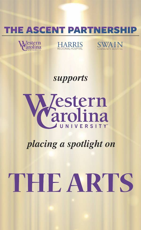 The Ascent Partnership Support the Arts Ad
