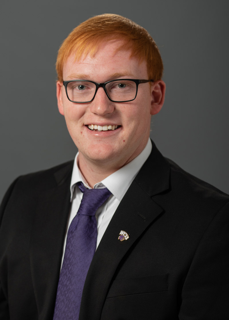 Portrait of Kaleb May