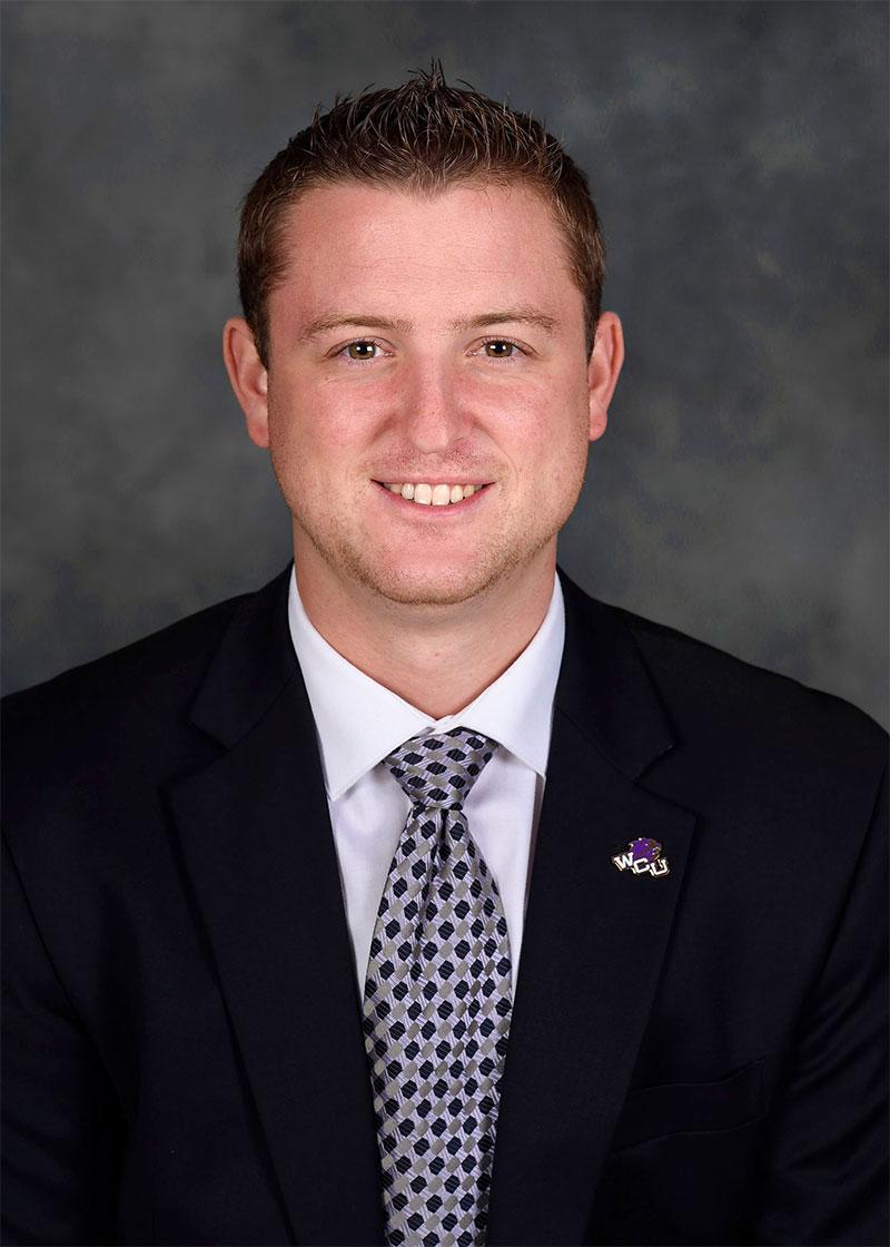 Portrait of Ryan Jones