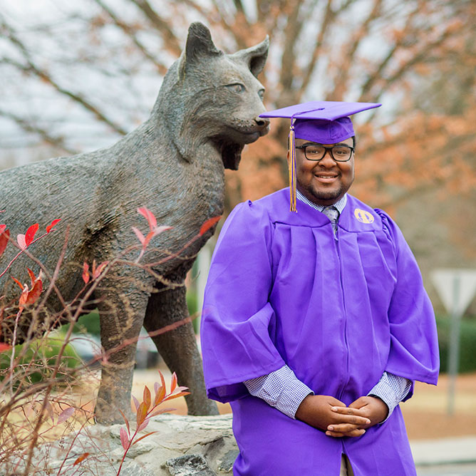 WCU undergrads will be wearing new outfit at Dec. 17 commencement