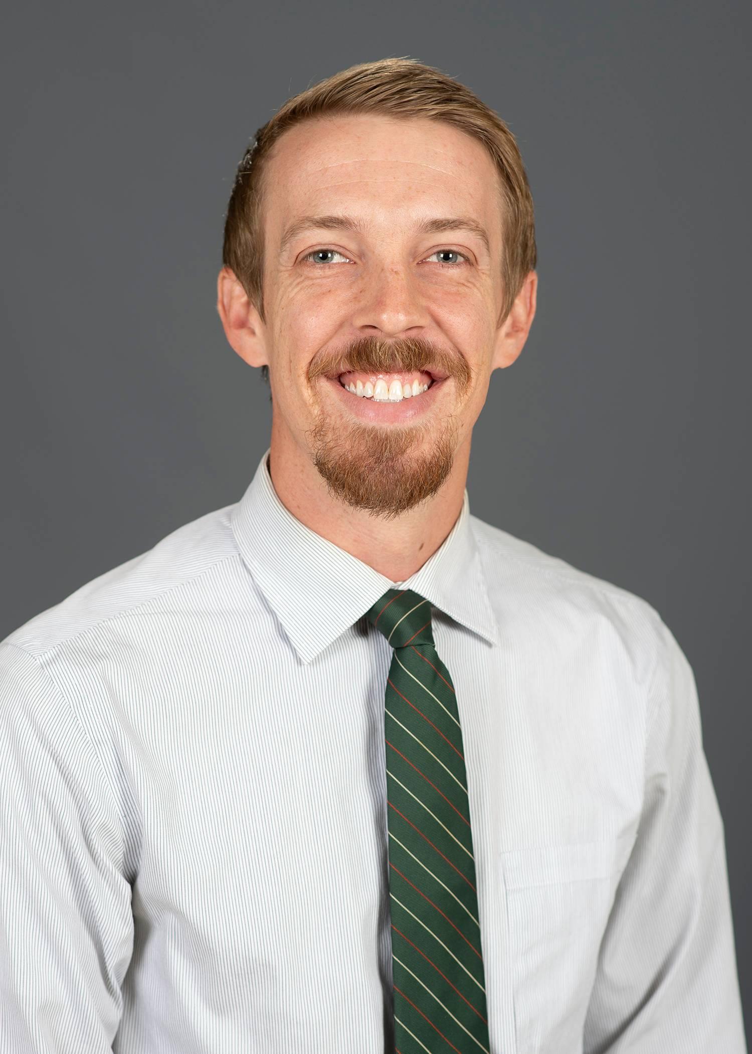 Portrait of Dan Torrington