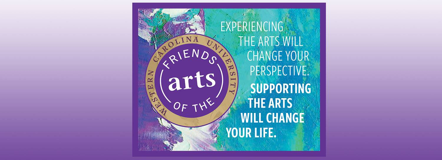 Experiencing the arts will change your perspective, supporting the arts will change your life.
