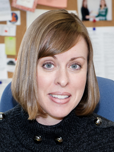 Emily Sharpe, Director of Honors Advising