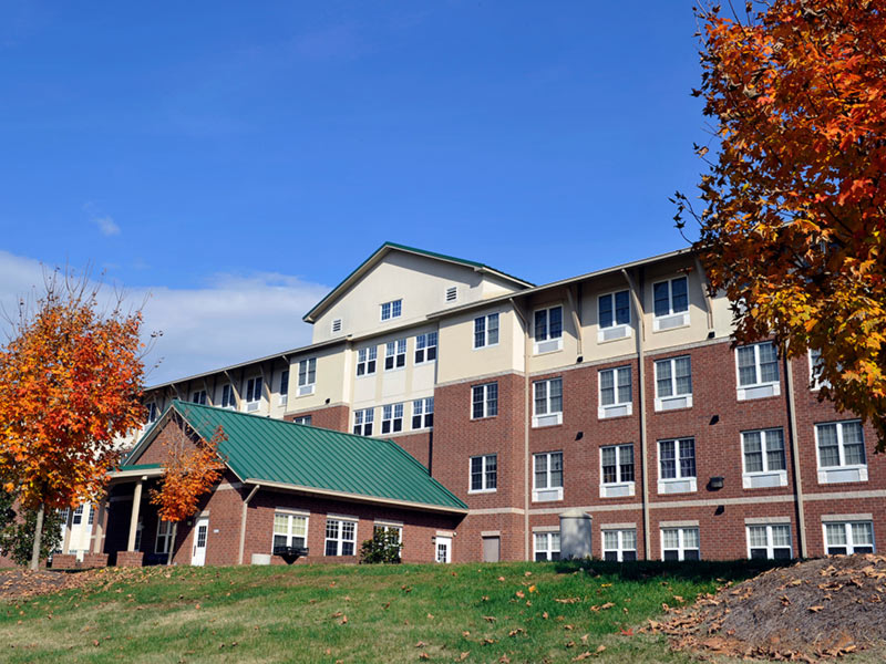 On Campus Housing Options for IEP Students