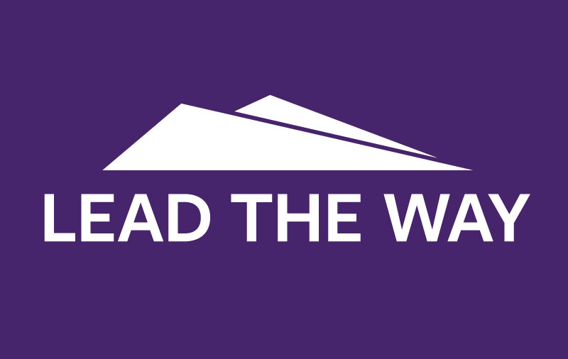 Lead the Way Logo