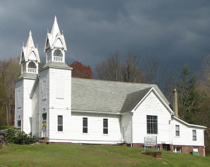 Mount Olive church Waynesville