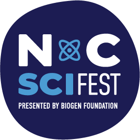 NC Science Festival Logo