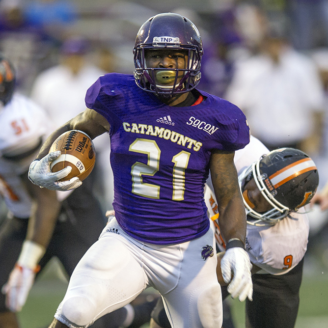 Ten Catamounts earn SoCon preseason honors
