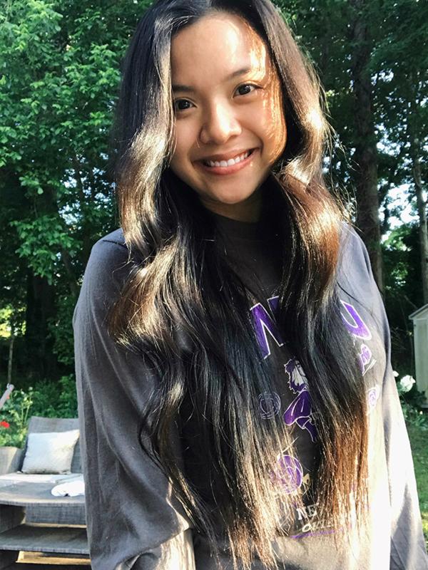 Portrait of Eileen Nguyen
