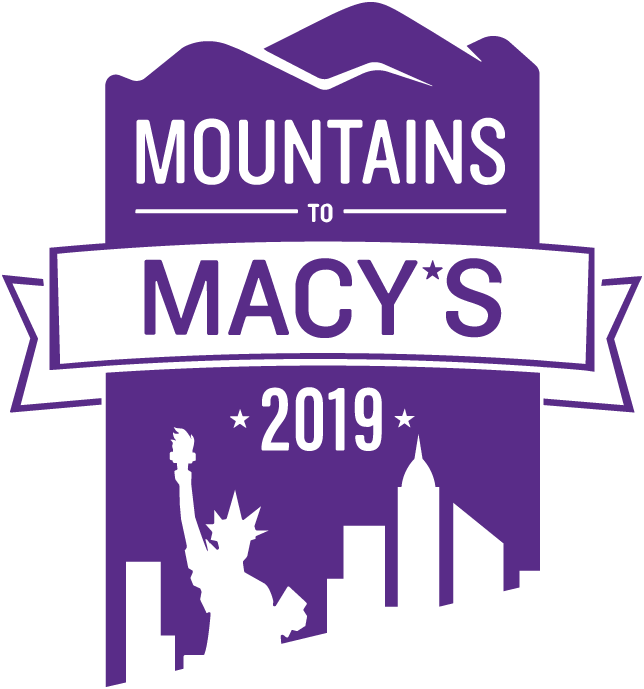 Mountains to Macy's logo