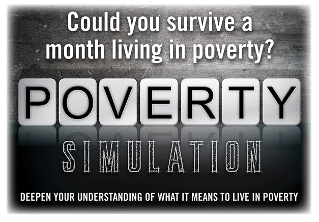 Could you survivie a month of poverty? Deepen your understanding of what it means to live in poverty.