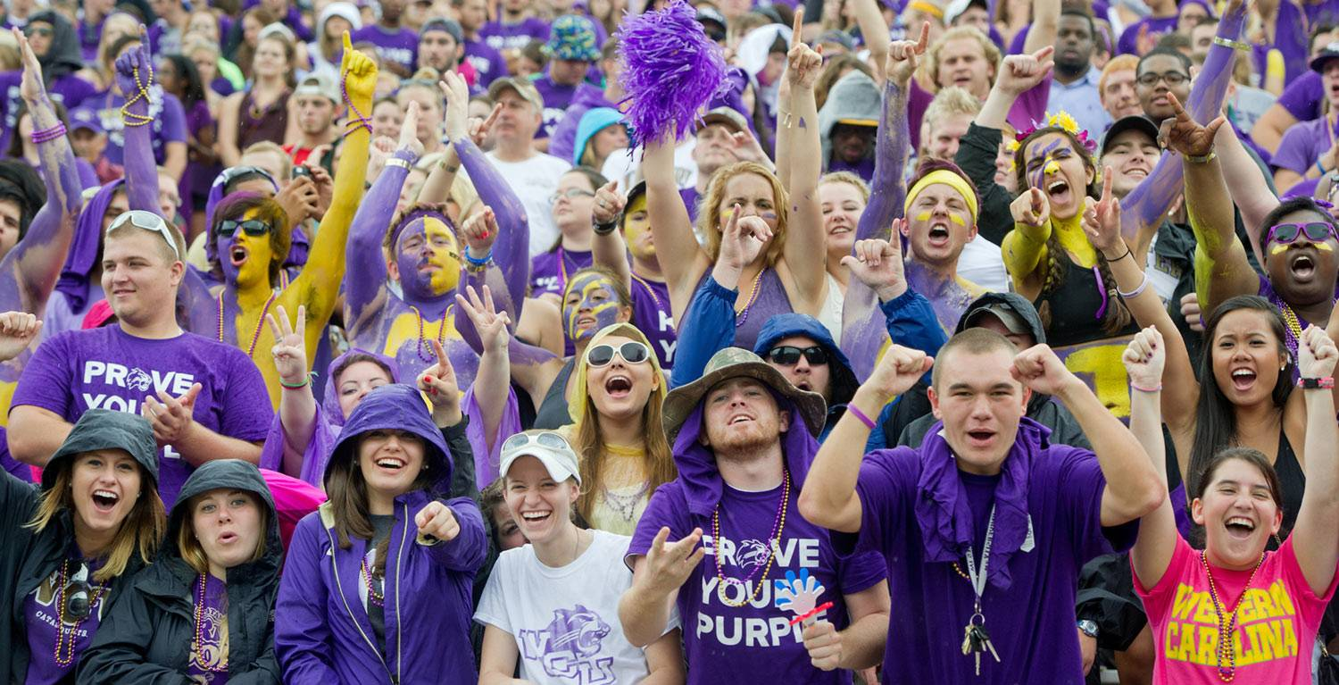 Catamount Football: Prove Your Purple
