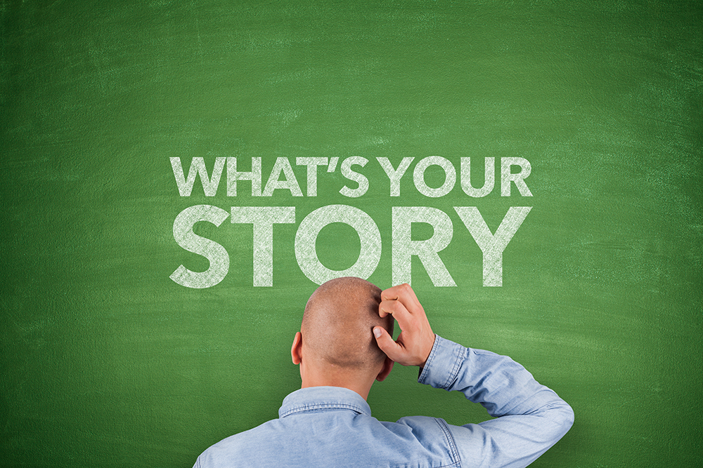 Fundamentals of Storytelling - What's Your Story