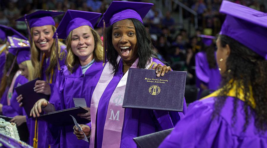 Beyond Academics What Holistic Approach >> Western Carolina University Student Success