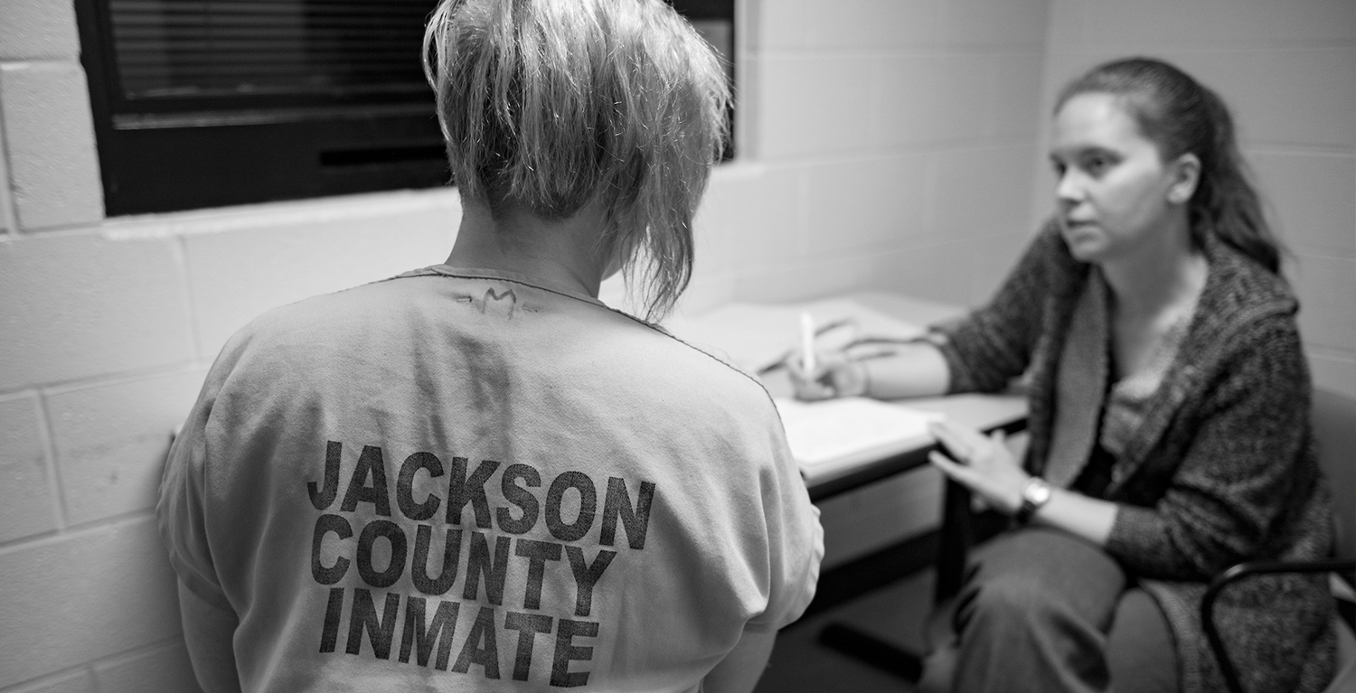 Jackson County Inmate