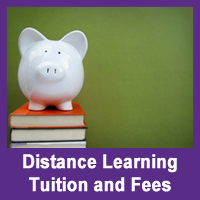 Distance Tuition and Fees