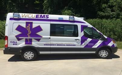 Western Carolina University - Emergency Medical Services