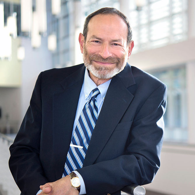 David A. Shapiro receives UNC Board of Governor's highest faculty honor