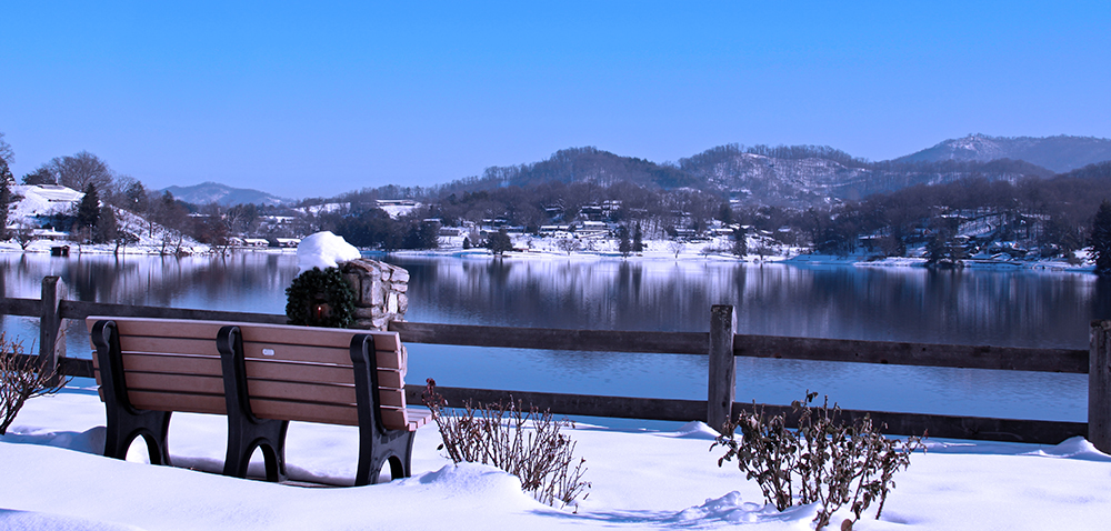 Winter Weekend at Lake Junaluska