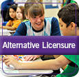 Alternative Licensure programs in CEAP