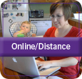 Online and Distance programs in CEAP
