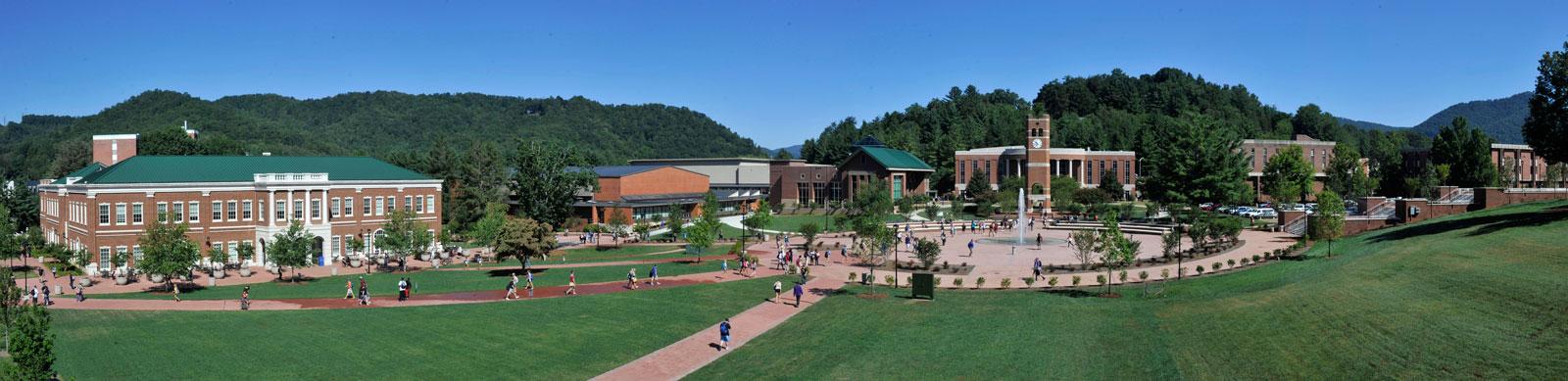 Western Carolina University - Visit WCU