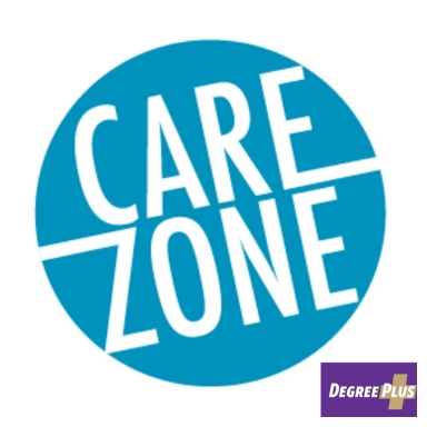 Care Zone and DegreePlus logo