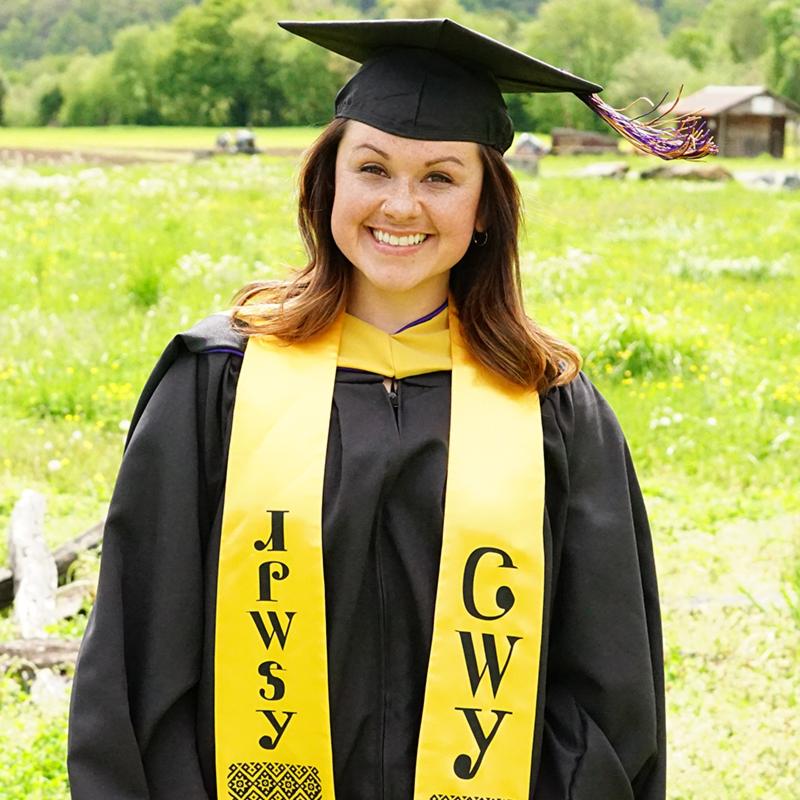 Cherokee Graduate