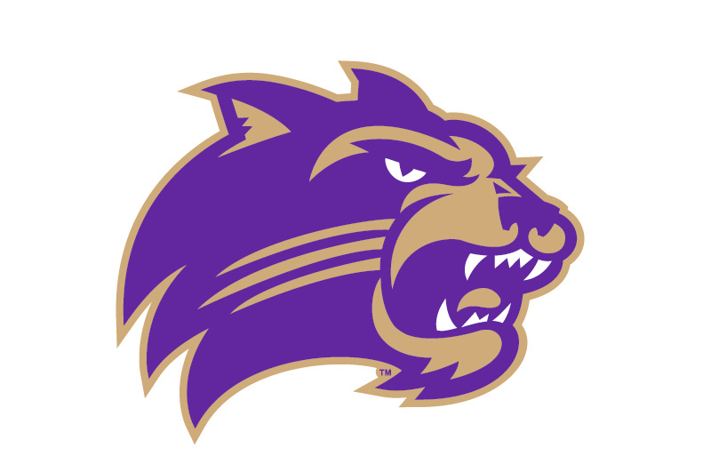 Catamount Athletics Cat head spirit mark