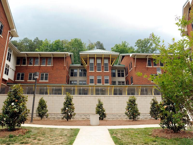 Western Carolina University Summer Housing