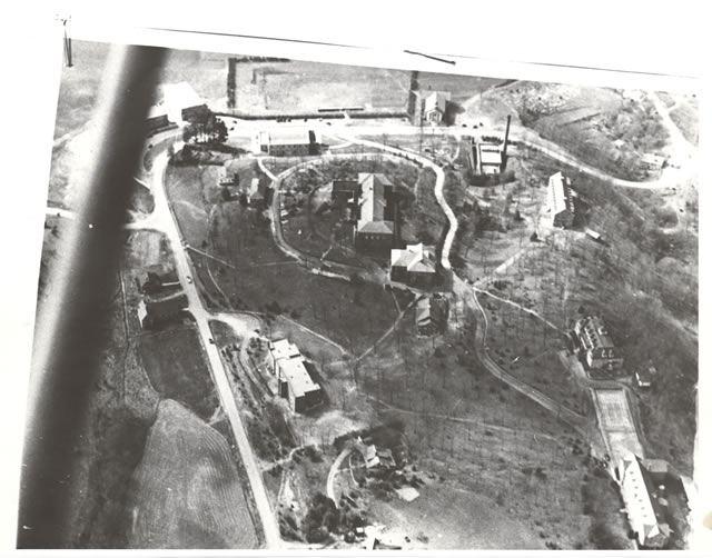 Campus after 1939 Construction