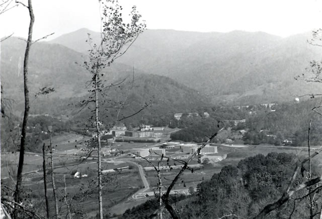 Campus in the 1960s