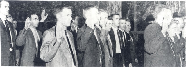 First Fraternity at Western