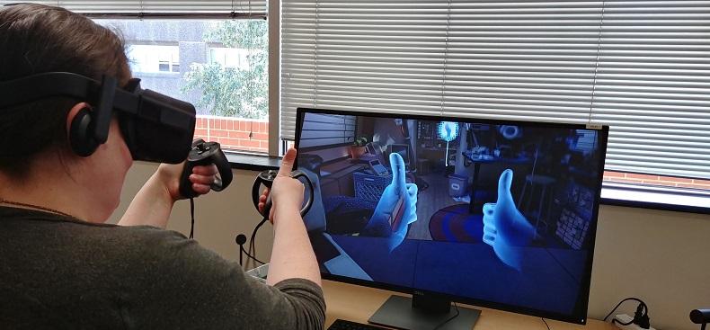 Western Carolina University - Virtual Reality (VR) at Hunter Library
