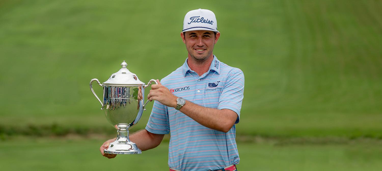 J.T. Poston golfing championship