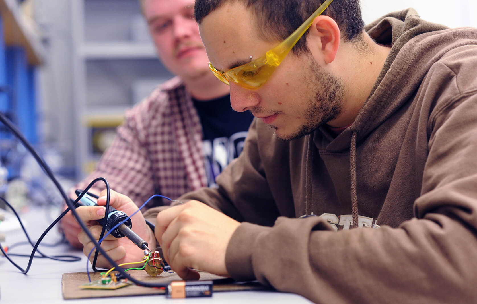 Western Carolina University Electrical And Computer Engineering Learning Wiring Bselectrical Technologymajor