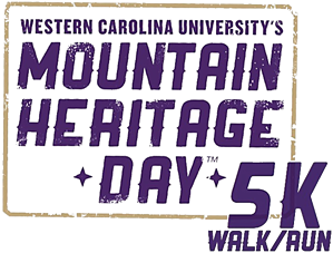 Mountain Hertiage Day 5k logo